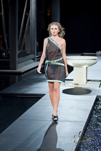 "Designs By Julia Veli   -   <a href=""http://juliaveli.com/"">http://juliaveli.com/</a><br /> Models grace the runway with 2012 spring/summer collections."