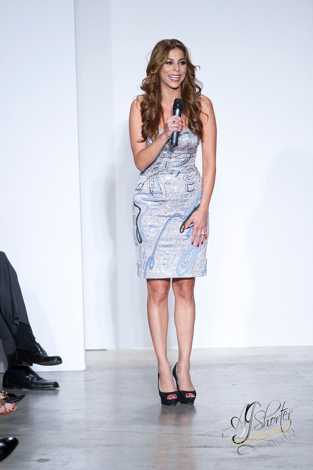 Isabel Toledo & FGI; Models grace the runway with spring/summer collections.