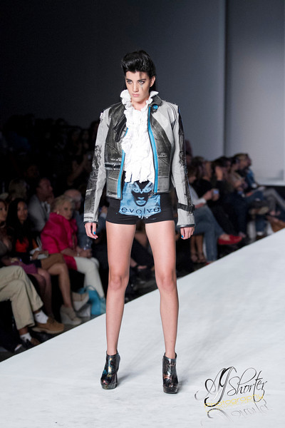 Miami Style Showcase Featuring Florida's Fashion stars<br /> Designer; Kayce Armstrong for Art of Shade