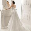 Wedding; Dress; 2013; Aire; Barcelona