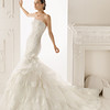 Wedding; Dresses; Collection; 2013; Aire; Barcelona