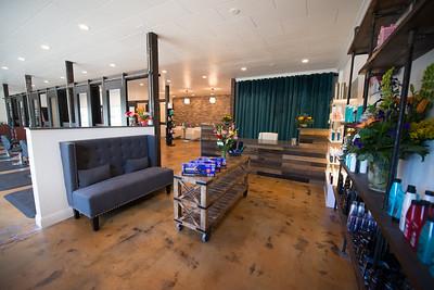Runway Salon interior-8
