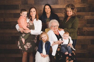 Rupprecht, Whitney Extended Family 2018