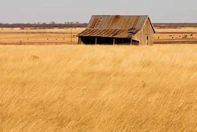 Hwy 287 near Goodlet, TX