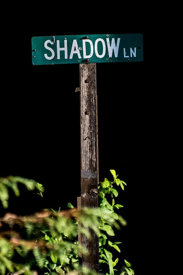 Road Sign, Joyce Valley, WA