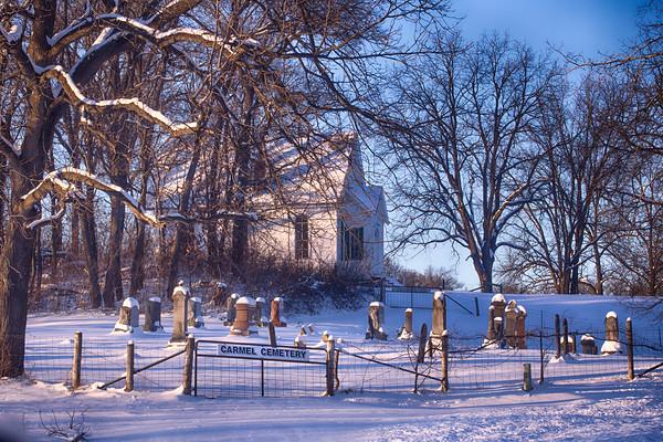 Carmel Church and Cemetery