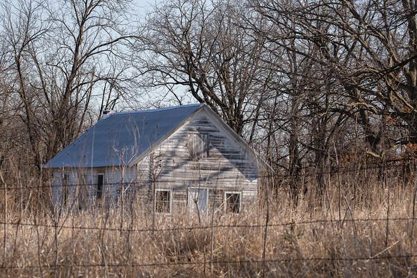 Country School #2 Iowa County