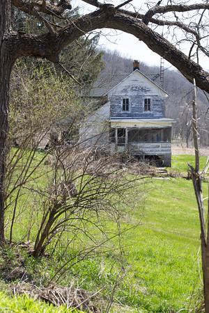 Weathered Farmhouse