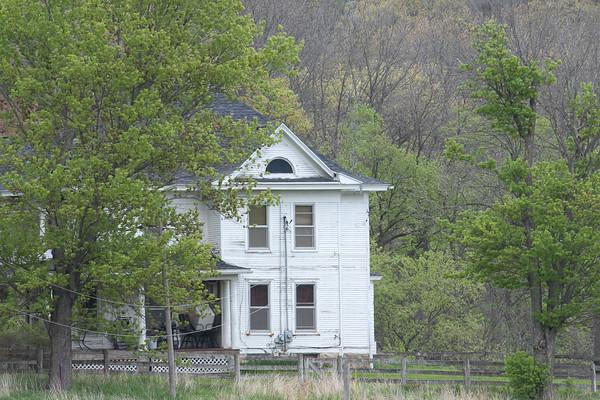 Large Farmhouse
