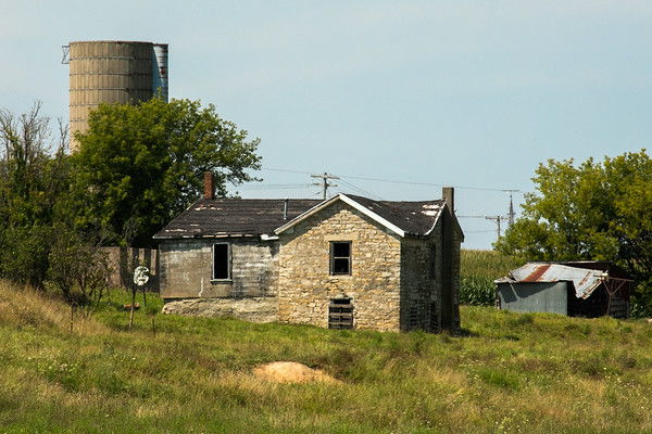 House and Silo