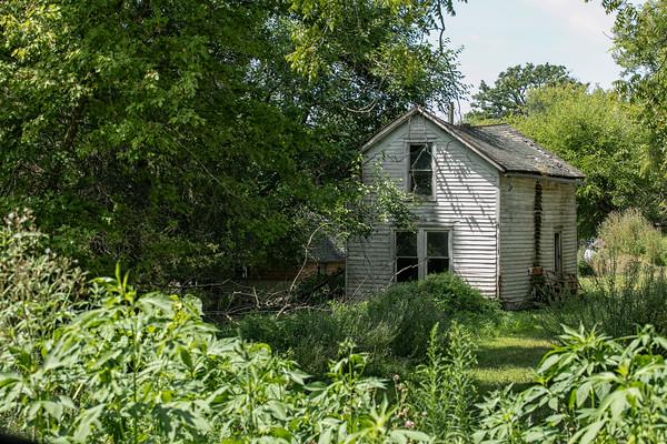 Farmhouse in Jungle