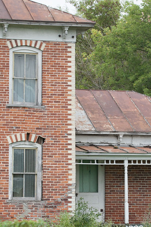 Brick and Rust