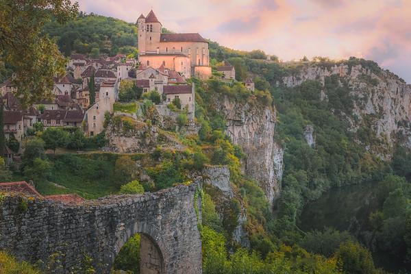 Saint-Cirq Lapopie, France