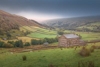 Thwaite Barns, Yorkshire Dales