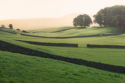 Swaledale Countryside, Yorkshire Dales