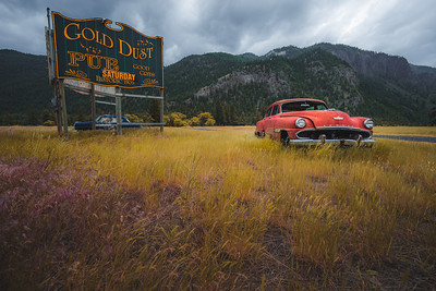 Red Desoto. British Columbia, Canada