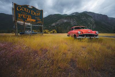 Red Desoto. British Columbia, Canada
