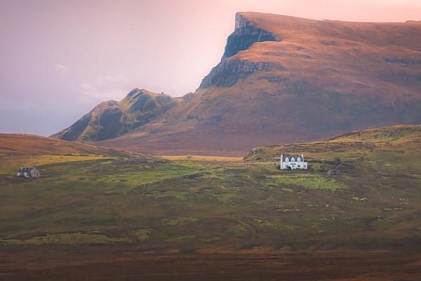 Kilmaluag. Isle of Skye, Scotland