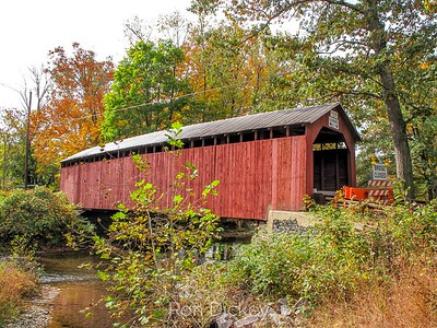 Parr's Mill Covered Bridge