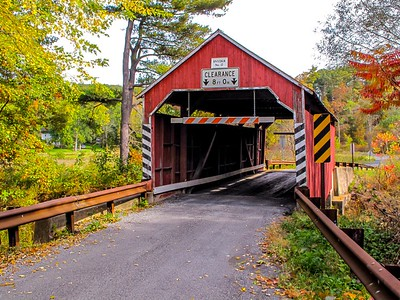 Snyder Covered Bridge