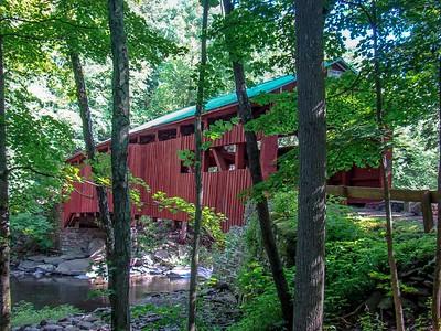 Josiah Hess Covered Bridge