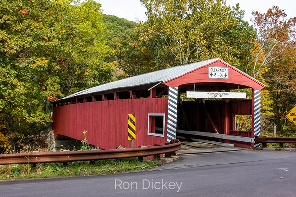 Hollingshead Covered Bridge