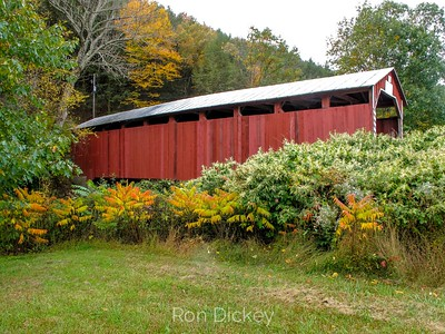 Davis Covered Bridge