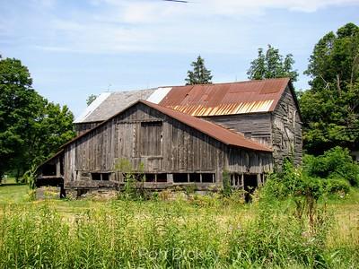 Old Barn in Northeastern Pennsylvania