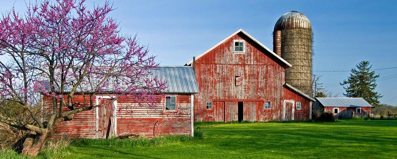 RL 031                        A rural farm along IL Rt 71, Kendall County, IL.
