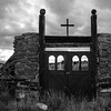 Galisteo Cemetery, New Mexico
