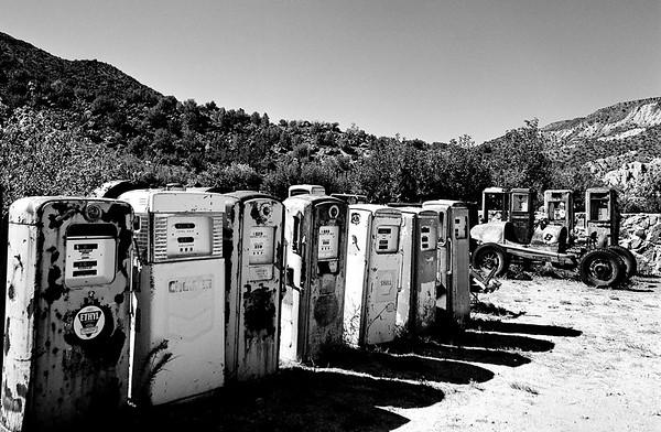 Embudo Pumps, New Mexico