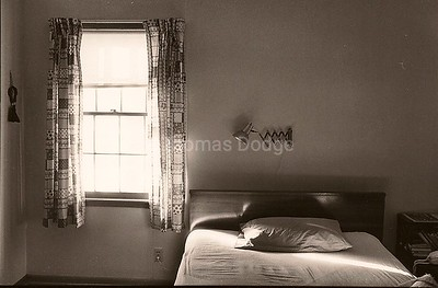 Dad's Bedroom, Truman, MN, 1982
