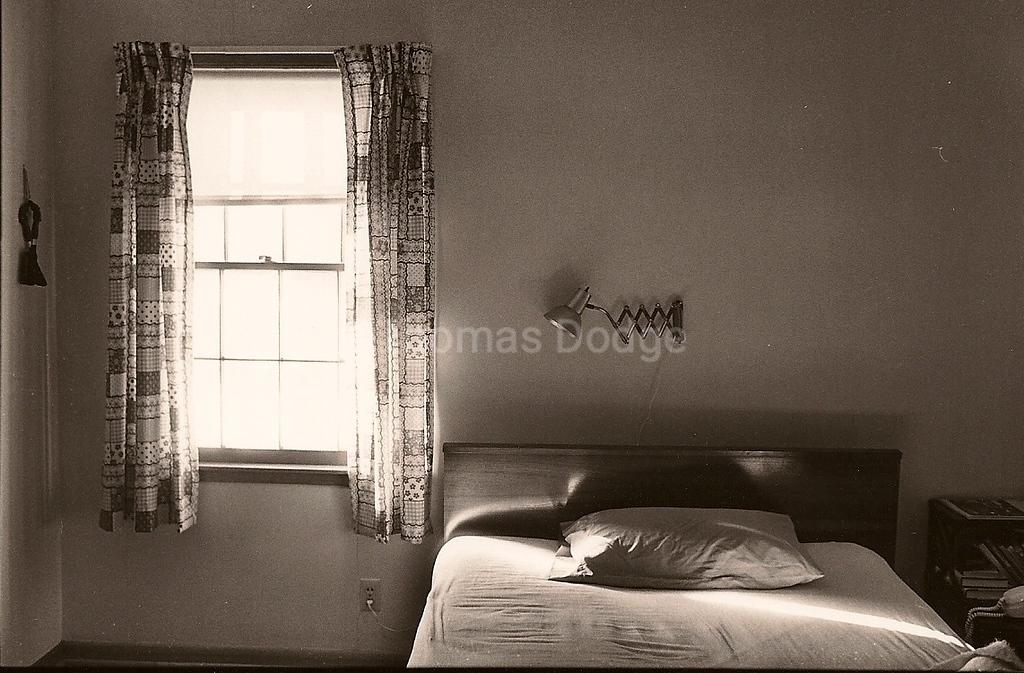 Dad's Bedroom, Truman, MN, 1982
