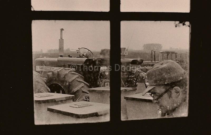 Through the Pumphouse Window, 1982