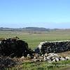 Mendip Dry Stone Walls after repair