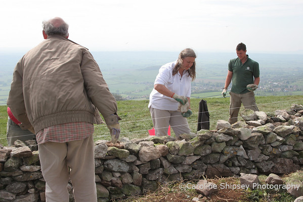 DSWA Training event on the Mendip Hills
