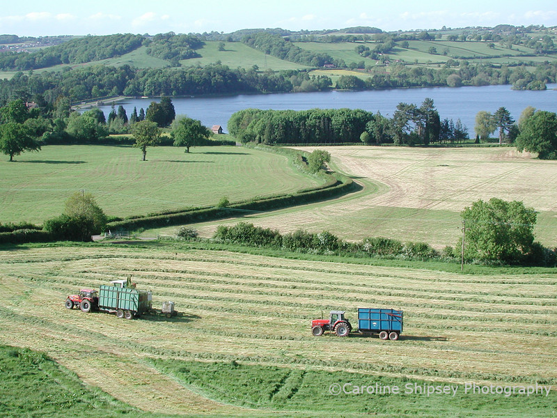 Yeo Valley Ltd, silage making, fertilising, machinery and equipment, general farming activity