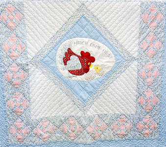 Quilt by Adele Foust McPherson, Snow Camp, NC Photo by Kara Stewart, Art in Photography