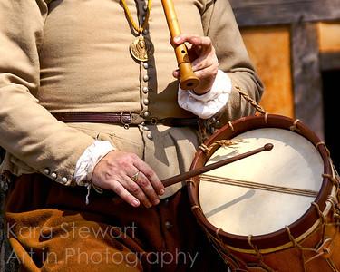 Pipe Drummer