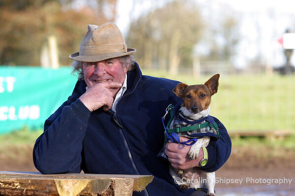 Sheep Dog Trial held Nov 2005 at Fernlea Farm