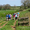 The Community Farm Open Day April 9th 2011 - I'm lucky to join the last group being lead by Phil Haughton.