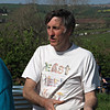 The Community Farm Open Day April 9th 2011 - Phil Haughton co-founder of the Community Farm and founder of the Better Food Company.