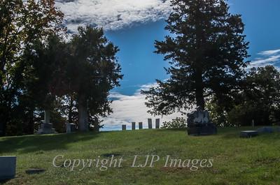 Laurel Hill Cemetery on Welt Street in Weston, Missouri