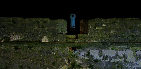 St.Augustin's Gun