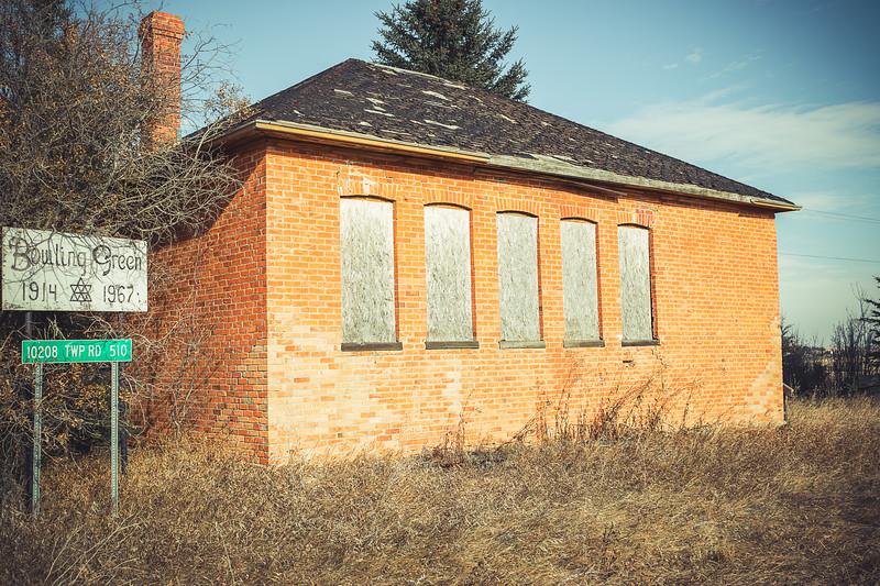 Bowling Green School Alberta