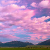 Wallowas Sunset