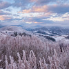 Methow Winter Sunset