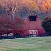 Elegant Red Barn