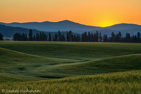 Rural Spokane County