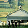 First day of Amish school.  Copyright - W. Keith Baum | PhotoCanal.com
